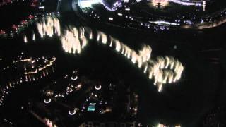一度は見たい世界一の噴水 ドバイファウンテン【動画あり】